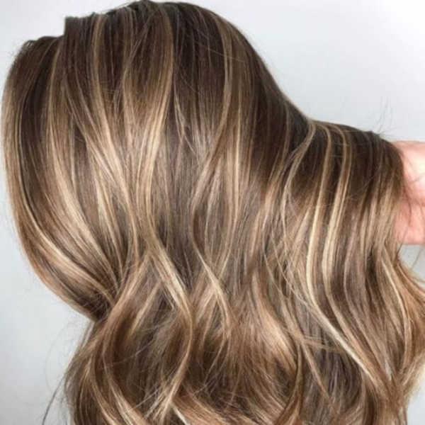 highight hair colour